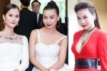 Vừa rời nhà chung Top Model, Lại Thanh Hương trễ nải đọ vẻ sexy với Thanh Hằng