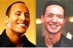 Dwayne Johnson - Kim Ly 1