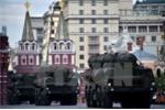 Nga phô trương sức mạnh quân sự trong cuộc duyệt binh ở Mátxcơva