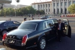 Cửa nóc đặc biệt xe Hồng Kỳ chở chủ tịch Trung Quốc trong lễ duyệt binh 3/9
