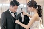Mạc Hồng Quân 'lấy lòng' Kỳ Hân, mạnh tay mua tặng người đẹp dao kéo 4 bộ váy cưới