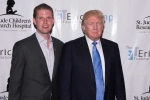 Con trai Donald Trump có thể phải ngồi tù vì ủng hộ cha sai cách