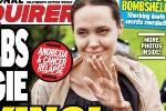 Angelina Jolie giờ đây chỉ còn 34 kg dù cao gần 1m70?