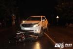 Người Trung Quốc lái xe tông chết người rồi rời khỏi hiện trường