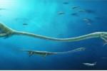 Phát hiện quái vật biển sống trước thời khủng long