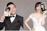 Ảnh cưới siêu đáng yêu của cặp đôi ngôn tình Trấn Thành – Hari Won