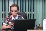 Thu Trang bật khóc nức nở vì Tiến Luật quá 'bê tha'