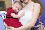 Hinh anh Ngo ngang voc dang sau sinh cua A hau Diem Trang 3