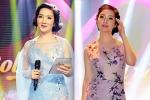Hoa hậu Đền Hùng Giáng My 'mặc như không' với đầm xuyên thấu táo bạo