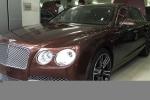 Ngắm siêu xe Bentley màu độc của thiếu gia Sài thành