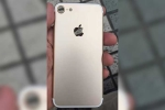 Camera iPhone 7 lộ diện qua bức ảnh chụp trộm