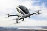 'Taxi bay' không người lái sẽ ra mắt trong mùa hè này
