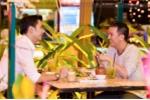 Đàm Vĩnh Hưng kín đáo đi ăn tối cùng 'người tình đồng tính'