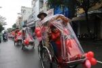 Ảnh: Đám cưới đặc biệt của những công nhân nghèo Đà Nẵng