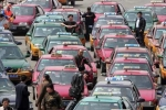 30 tài xế taxi uống thuốc sâu tự tử ở Trung Quốc