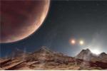Phát hiện siêu hành tinh lớn gấp 3 lần Mặt Trời