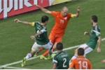 Tin sáng 30/6: Robben lần đầu xin lỗi vì ăn vạ