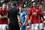 Trả đũa đối phương, Ibrahimovic may mắn thoát thẻ đỏ