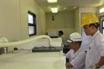 Giám sát nguồn thải Formosa bằng 2 trạm kiểm định môi trường di động