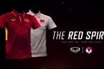 Tuyển Việt Nam có áo thi đấu mới