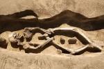 Bí ẩn bộ xương 1300 tuổi kỳ lạ chưa từng thấy