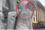 Tượng đài Chiến thắng ở Bắc Kạn đổ do bé trai đu lên: 'Phải kiểm tra chất lượng công trình'
