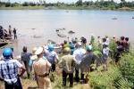Hai vụ đuối nước tập thể, 8 người chết thương tâm