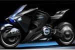 Lộ ảnh xe motor Honda NM4 Concept 'hầm hố' trước ngày ra mắt
