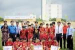 Đánh bại Viettel, U13 HAGL vô địch Quốc gia