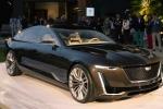 Hé lộ siêu phẩm Cadillac Escalade Concept đẹp sang trọng