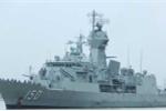 Nữ Trung tá Australia chỉ huy chiến hạm cập cảng TP.HCM