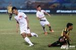 Trực tiếp U19 Việt Nam vs U19 Malaysia