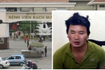 Tin mới nhất vụ trưởng công an phường bị đâm trúng cổ khi giải cứu con tin