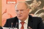 Lãnh đạo Đảng Cộng sản Nga sẵn sàng ứng cử tổng thống