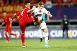 U20 Việt Nam đi vào lịch sử: Thi đấu quả cảm nhưng không gặp may