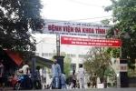 Sáng mai, 10 bệnh nhân tai biến khi chạy thận ở BVĐK Hòa Bình xuất viện