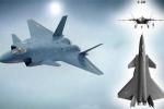 Trung Quốc thử nghiệm mẫu chiến cơ thế hệ 5 J-20 mới