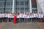 Học sinh quốc tế hết lời khen ngợi nữ sinh trường Ams