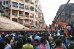 Sập cầu ở Ấn Độ, 14 người chết, 150 người mắc kẹt