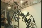 Ngỡ ngàng nghệ thuật điêu khắc sắt hàn