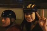 Đạo diễn 'Kong: Skull island' đi xe máy cùng Ngô Thanh Vân