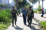 Cảnh sát Philippines vô hiệu hóa bom tự chế đặt trước Đại sứ quán Mỹ ở Manila