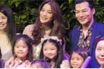 Trương Ngọc Ánh - Trần Bảo Sơn tái ngộ nhân dịp sinh nhật con gái