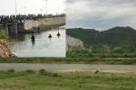 Bơi qua sông lùa bò, chủ nhiệm hợp tác xã bị nước cuốn mất tích