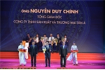 Tổng Giám đốc Tân Á Đại Thành vinh dự nhận giải Doanh nhân Việt Nam tiêu biểu năm 2016