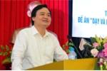Bộ trưởng Phùng Xuân Nhạ: 'Tránh tình trạng các thầy lập trại ngồi viết đề cương tất cả các môn'