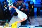 Tên cướp xông vào cửa hàng rút súng đe doạ nhân viên, bị hạ gục 'trong một nốt nhạc'