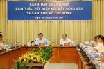 TNR Holdings Việt Nam tham gia buổi làm việc với Lãnh đạo TP HCM
