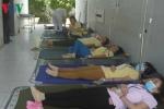 Hơn 40 người nhập viện sau khi ăn cỗ ở Nam Định