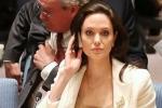 Brad Pitt lo sợ khi Angelina Jolie tham vọng chức tổng thư ký Liên Hợp Quốc
